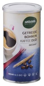 Getreide-Bohnenkaffee Duo, instant
