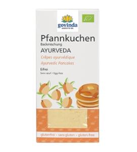 Pfannkuchen Mix ayurvedisch