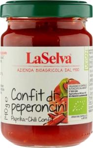 Paprika-Chili Confit - scharfe Zubereitung