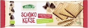 Schoko Kekse Zartbitter