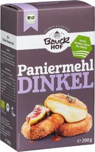 Dinkel-Paniermehl Bio