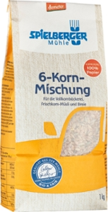 6-Korn-Mischung, demeter