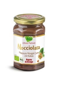 Nocciolata Bio Nuss-Nougat-Aufstrich