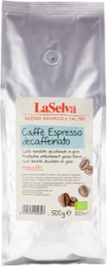 Caffè espresso - Röstkaffee entkoff., ganze Bohne
