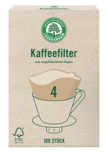 Kaffeefilter Gr. 4