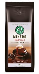 Minero Espresso, ganze Bohne