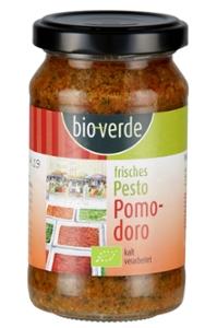 Pesto Pomodoro (mit getrockneten Tomaten)