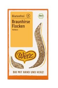 Braunhirse Flocken, glutenfrei