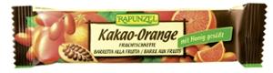 Fruchtschnitte Kakao-Orange