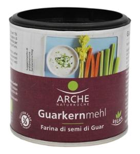 Guarkernmehl, glutenfrei