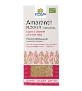 Amaranth-Flocken