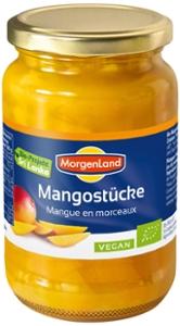 Mangostücke