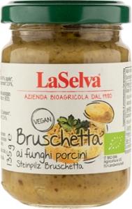 Steinpilz Bruschetta - Zubereitung aus Steinpilzen