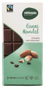 Ganze Mandel, vegan