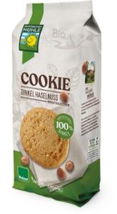 Cookie Dinkel Haselnuss