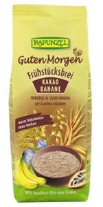 Frühstücksbrei Kakao-Banane