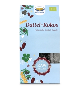 Dattel-Kokos Kugeln