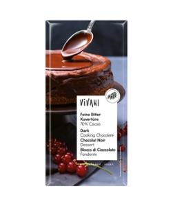 Feine Bitter Kuvertüre 70% Cacao