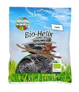 Bio Helix, Lakritzschnecken