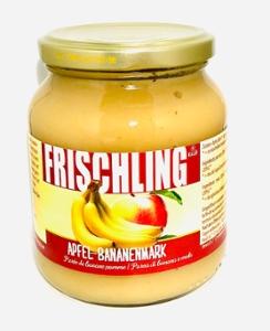 Frischling Apfel-Bananenmark