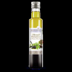 Olivenöl & Balsamico 2-Phasen-Dressing