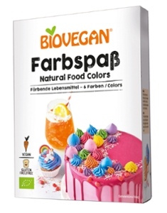 Farbspaß, Färbende Lebensmittel, BIO