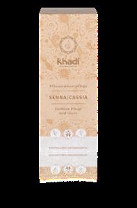 khadi Pflanzenhaarfarbe Senna/Cassia