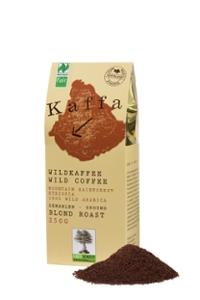 Kaffa Wildkaffee, Blond Roast, gemahlen, 250g