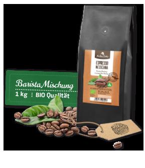 Espresso Röstung aus dem Überlinger Solid Ground