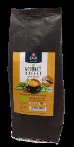 Bio Gourmet-Kaffee ganze Bohne