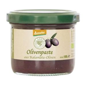 demeter Olivenpaste schwarz